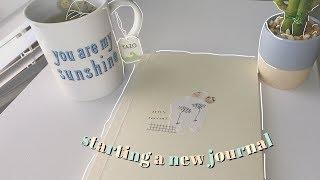 starting a new journal   meet my midori