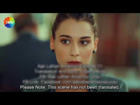 Ask Laftan Anlamaz - Episode 11- Part 27 - English Subtitles