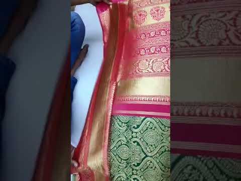 Banarasi Jequard Silk Saree