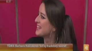 Barbara Hascakova Ked Pride Laska