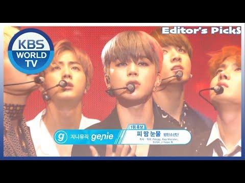 BTS Blood Sweat & Tears STAGES | 방탄소년단 피 땀 눈물 스테이지 모음[Editors' Picks]