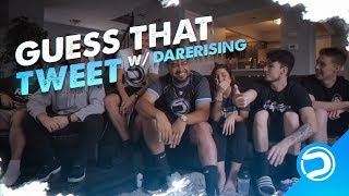 Dare House Plays Guess That Tweet