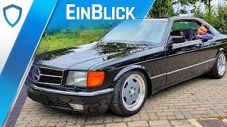 Mercedes-Benz S klasė Coupe (C126) 1981 - 1991