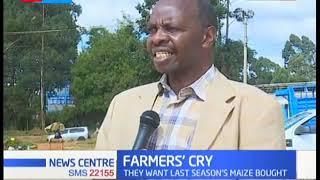 Maize farmers want last season\'s maize bought amid fears of importation of maize