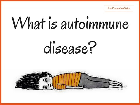 Video what is autoimmune disease?
