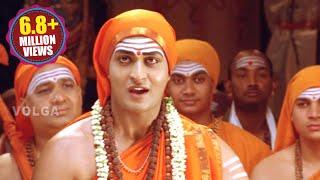 Jagadguru Adi Shankara Scenes - Argument Between Shankara And Maṇḍana Miśra - Kaushik Babu