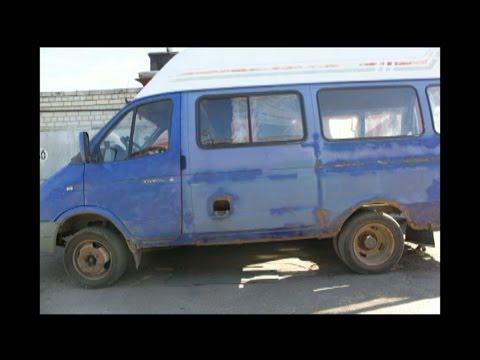 Капитальный ремонт Газели 1  (ремонт кузова).