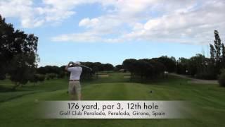 preview picture of video 'Golf Club Peralada'