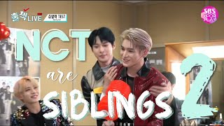 NCT and their big sibling energy [Part 2]