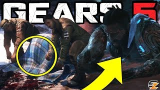Gears of War 5 - Secret Character Death! Fate of Oscar Diaz!? (Gears 5 Discussion)
