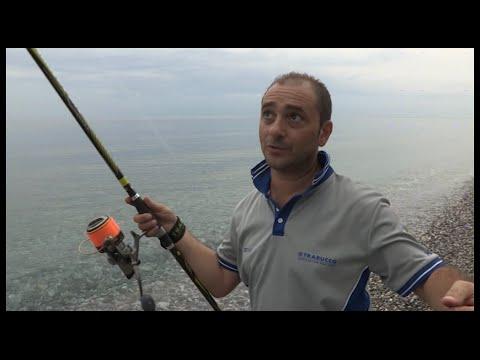 Linizio di pesca sul Mar Nero
