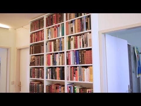 Bücherregal mit Taschenloch-Verbindungen selber machen