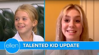 Talented Kid Update: 9-Year-Old Standout Catherine