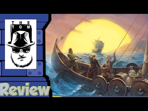Dice Tower Reviews: Catan: Explorers & Pirates