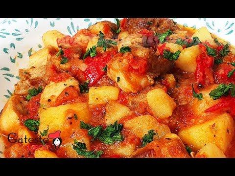 0 Salată nouă de delicatese de cartofi