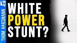 Tucker Carlson Terrorizing Minorities?
