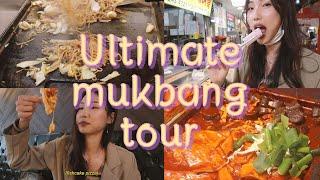 Ultimate mukbang tour in Busan