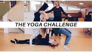 THE YOGA CHALLENGE Feat. Ida, Krisser Og Mille