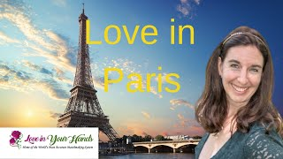 Youtube with Love in Your HandsLove in Paris sharing on Palm ReadingOnline DatingRelationshipFor finding my Soulmate