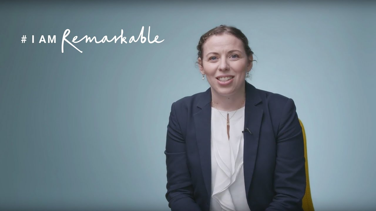 The most recent I Am Remarkable video featuring Anna.