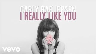 Carly Rae Jepsen - I Really Like You video