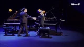 Gambar cover Lang Lang 郎朗 Chopin - Fantasie Impromptu in C sharp minor. Master class  2016 with the kids  Part 1
