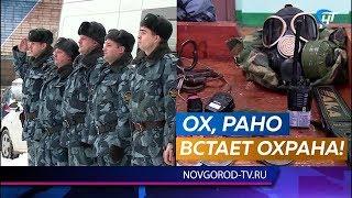 Отдел по конвоированию областного УФСИН отмечает 20-летие