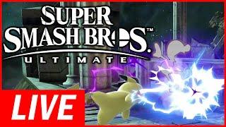 Smash Bros Ultimate | Live Stream - Smash Time!