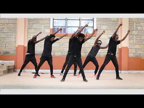 Flamers Dance Crew, Groove Awards 2017 Video.