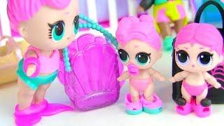Куклы Лол Мультик! Полная Коллекция Лол 3 Серия! Baby Dolls! Lol Surprise