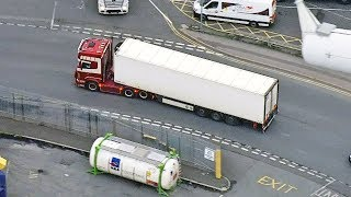 Essex lorry deaths: Police search two properties in Northern Ireland as officers continue to interview driver