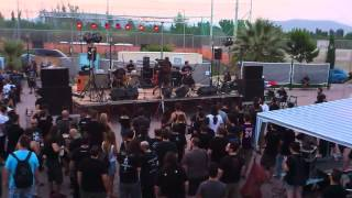 Speedblow - Torches of Freedom (Live @ New Long Fest 2014)
