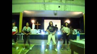 SFC PROCON 2013 - Praise Dance
