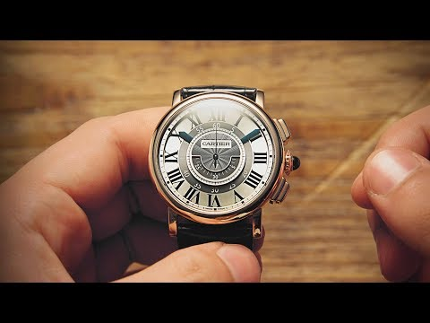 You Don't See This Every Day – Cartier | Watchfinder & Co.