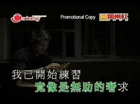 Andy lau 劉德華 - 練習 (KTV)