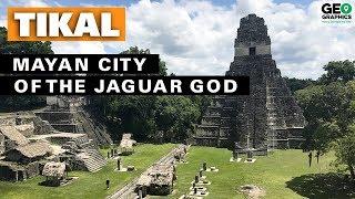 Tikal: The Mayan City Of The Jaguar God