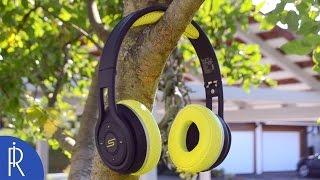 SMS Audio SYNC by 50 Bluetooth On-Ear Sport Kopfhörer - REVIEW