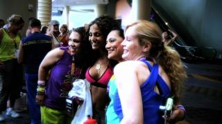 Zumba Instructor Convention 2012 Promo