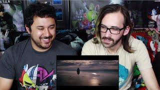 ARRIVAL Official TRAILER 1 REACTION & REVIEW