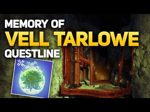 Memory of Vell Tarlowe - Week #2 Eris Morn Quest (Destiny 2 Interactive Cutscene)