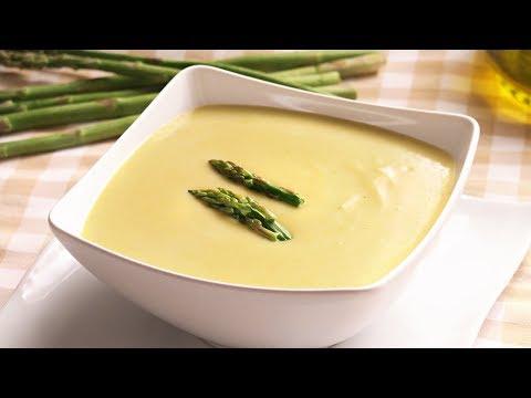 Crema de Esparragos | Receta muy Fácil y Rápida
