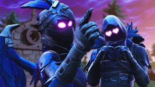 RAVEN'S NEW GIRLFRIEND!   A Fortnite Film (Raven and Ravage Love Story)