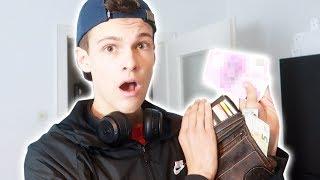Ich habe eine Brieftasche gefunden und ihr glaubt nicht, was drin war...
