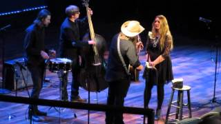 """Chris Stapleton at CRS 2015: """"Daddy Doesn't Pray Anymore"""" live at Ryman Auditorium"""