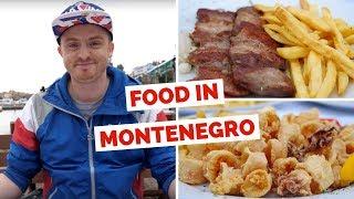 Montenegrin Cuisine - Trying local food in Budva, Montenegro