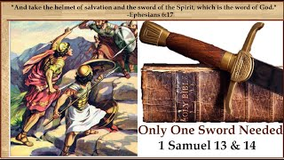 #Only One Sword is Needed