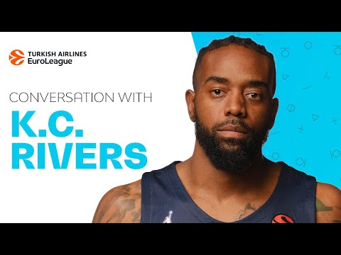 KC Rivers, Zenit: 'I've been blessed to have this opportunity'