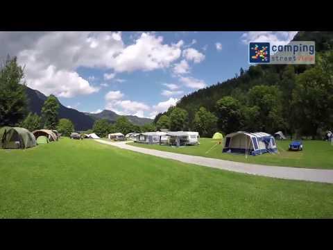 Grubhof Camping Street View 2016 Unterkünfte