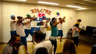 oic filipino and friends party 2009 bayette inkosi