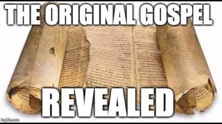 "The Real ""Da Vinci Code""!  original ""Q Source"" Hebrew Gospel of Jesus the Church hid, revealed!"